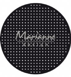 Marianne Design mallen CR1465 Cross Stitch Circle