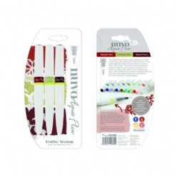 Nuvo Aquarelpen 895n set Festive Season