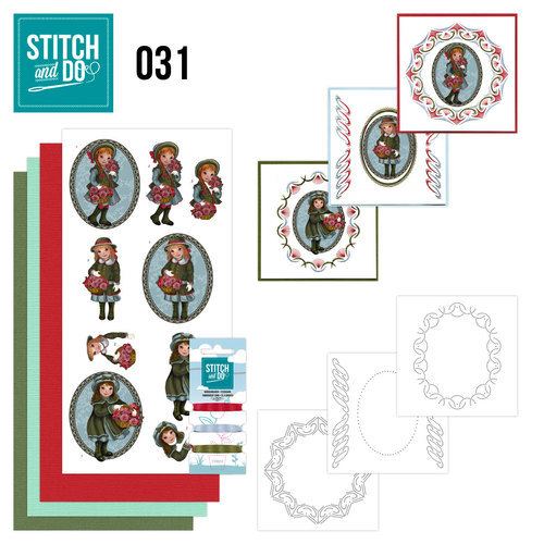 Stitch and Do set STDO031 Beterschap