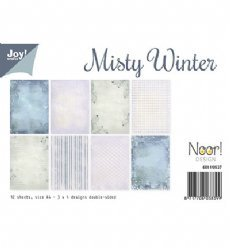 Joy!Crafts Papierset Design Misty Winter