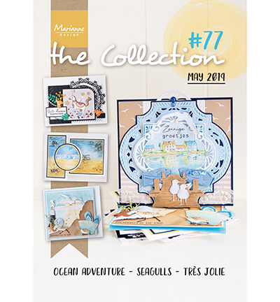 Marianne Design #77 CAT1377 The Collection 77