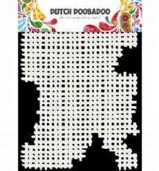 Dutch Doobadoo Mask Art 5142 Linnen