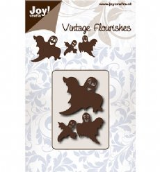 Joy!Crafts mallen 6003/0087 Spookjes