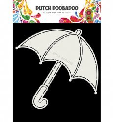 Dutch Doobadoo Card Art 3742 Umbrella