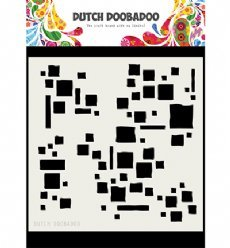 Dutch Doobadoo Mask Art 5615 Squares