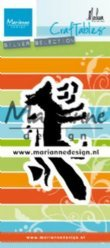 Marianne Design mallen CR1484 Fox by Marleen