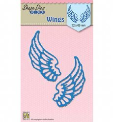 Nellies Choice mallen SDB061 Wings