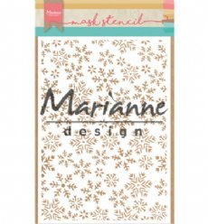 Marianne Design Stencil PS8011 Ice Chrystal