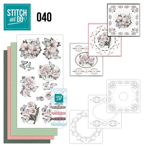 Stitch and Do set STDO040 Condoleance
