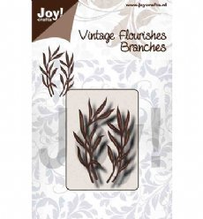 Joy!Crafts mallen 6003/0095 Takken Branches