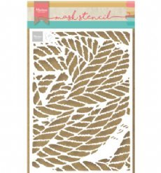 Marianne Design Stencil PS8031 Ropes