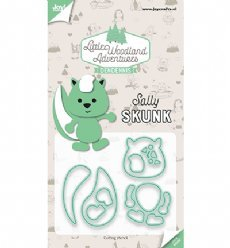 Joy!Crafts mallen 6002/3127 SALLY Skunk