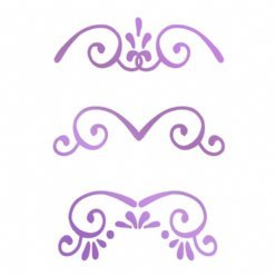Couture Creations CO726563 Mini Borders
