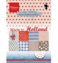 Pretty Papers Bloc PK9126 Made in Holland
