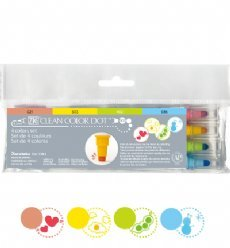 Zig Color Dot 0004 Set 4 Kleuren