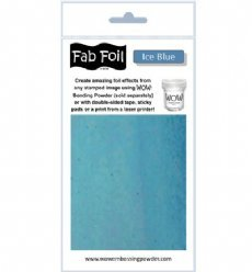 Fabulous Foil BLS20 Ice Blue