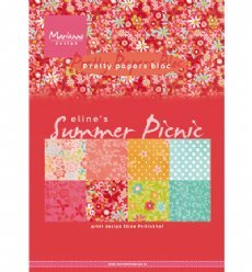 Pretty Papers Bloc PB7056 Summer Picnic