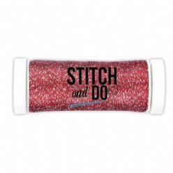 Stitch and Do SDCDS08 Sparkles Red