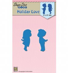 Nellies Choice mallen SDB048 Holiday Love