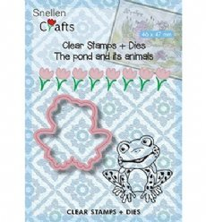 Nellies Choice mallen SNCCS001 Frog
