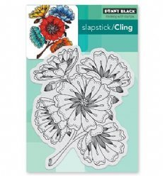 Penny Black stempels 40-513 Burst Of Blooms