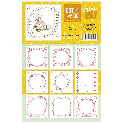 DOT and DO Cards CODO006 Cards Only