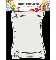 Dutch Doobadoo Card Art 3718 Treasure Map