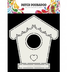 Dutch Doobadoo Card Art 3710 Birdhouse