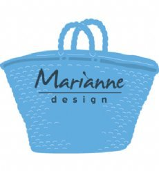Marianne Design mallen LR0543 Beach Bag
