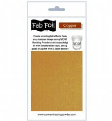 Fabulous Foil COP30 Bright Copper