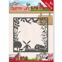 Yvonne CL mallen YCD10123 Country Life Frame