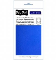 Fabulous Foil BL23 Dark Blue