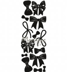 Marianne Design mallen CR1434 Punch Die Bows