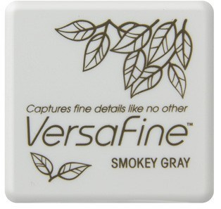 Versafine inkpads VF-SML-083 Smoky Gray