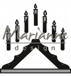 Marianne Design mallen CR1427 Candle Bridge