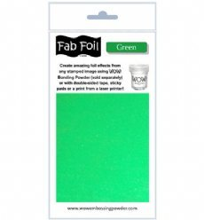 Fabulous Foil GR80 Green