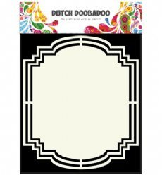 Dutch Doobadoo Shape Art 3142 Label 2