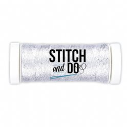 Stitch and Do SDCDS02 Sparkles Silver