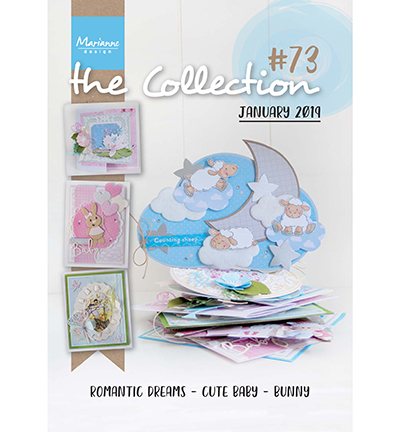 Marianne Design #73 CAT1373 The Collection 73