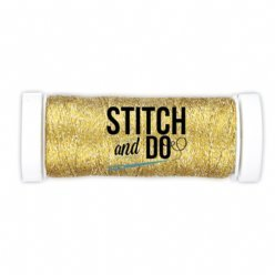 Stitch and Do SDCDS04 Sparkles Warm Gold