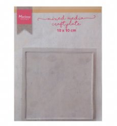 Marianne Design LR0017 Craft Plate Square