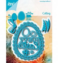 Joy!Crafts mallen 6002/1278 Happy Easter