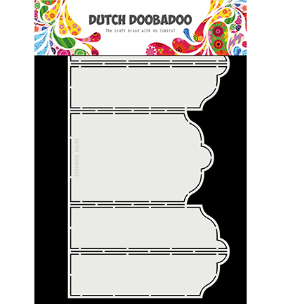 Dutch Doobadoo Card art Bridgefold
