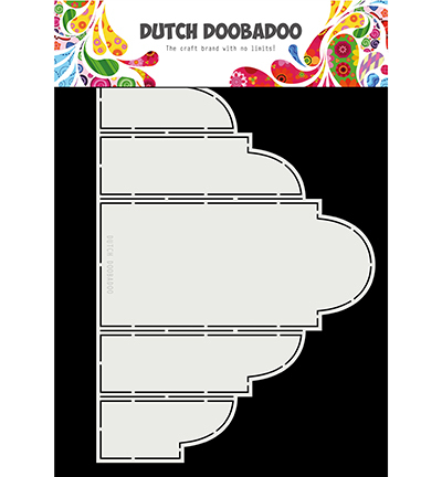 Dutch Doobadoo Card art Art Panel