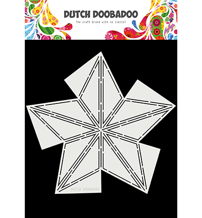 Dutch Doobadoo Card Art Star