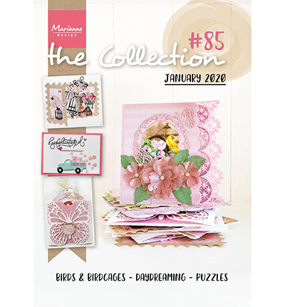 Marianne Design #85 CAT1385 The Collection 85