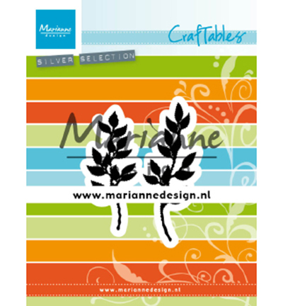 Marianne Design mallen CR1494 Natural twigs