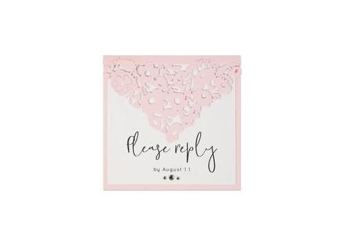Sizzix Thinlits Die - Amour 662542 Sophie Guilar  (04-18)