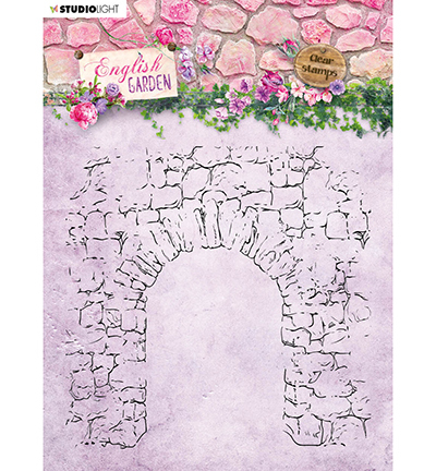 Studio Light stempel Background English Garden