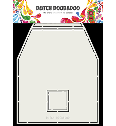 Dutch Doobadoo Card Art 3760 Theezakje
